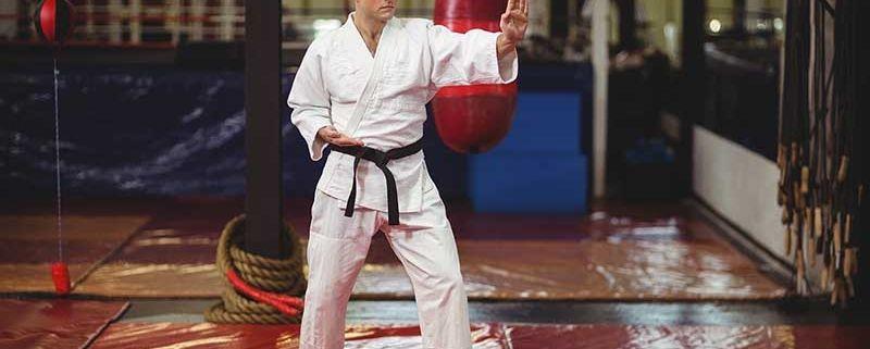Cinturones de karate: ¿Cuál es el orden? Significado y colores