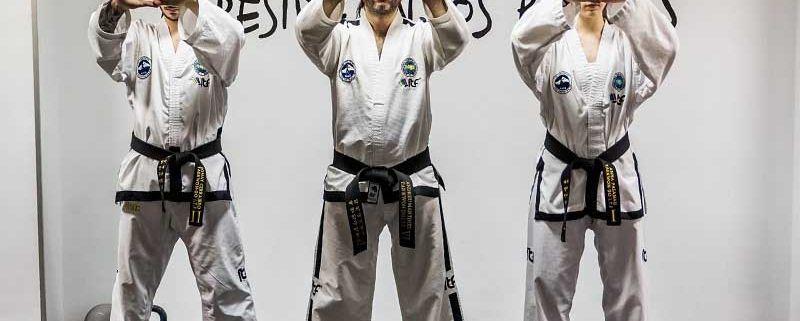 Cinturones de taekwondo: Orden y significado de los coloresCinturones de taekwondo: Orden y significado de los colores