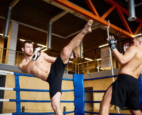 kick boxing: Técnicas básicas y consejos de combate