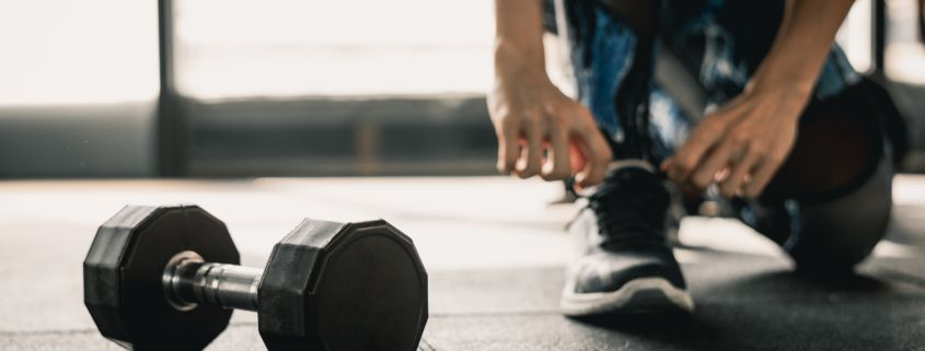 Hacer pesas con más de 30 años: Consejos y beneficios