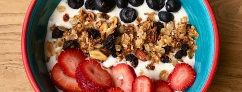 Merendar antes de entrenar: ¿Qué debes comer?