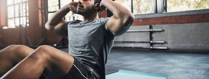Rutina de ejercicios de abdominales: Aquí encontrarás la mejor