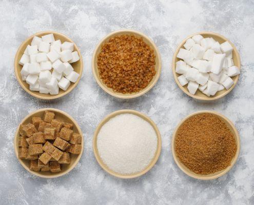 Azúcares | ¿Cuáles son las diferencias entre estos?