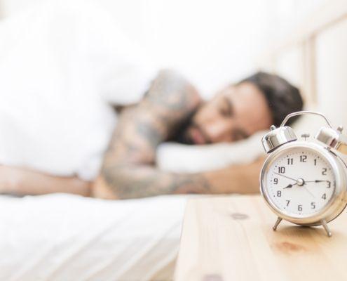 Higiene de sueño   ¿Qué es? - Las 10 bases principales