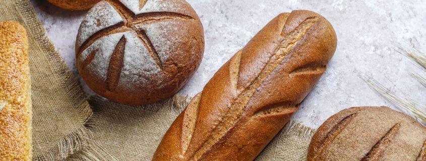 Receta de pan de harina de almendras | Sustituto del trigo