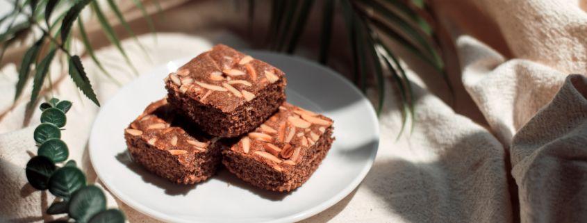 Receta de brownie sano | Es hora de comer rico y saludable